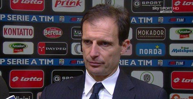 Cesena-Juventus 2-2: interviste a Buffon e Allegri