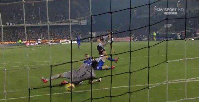Cesena-Juventus 2-2: video gol e highlights Serie A