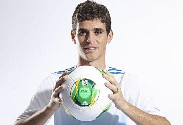 Oscar, obiettivo Juventus