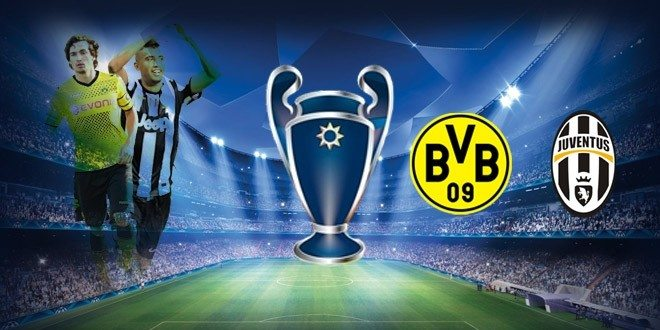 Borussia Dortmund-Juventus: Allegri con il 3-5-2, Pirlo out