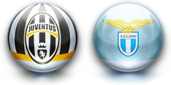 Juventus-Lazio: Pirlo e Tevez titolari