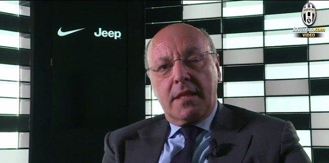 """Marotta: """"Salah andrà a Milano, Cuadrado solo in prestito"""""""
