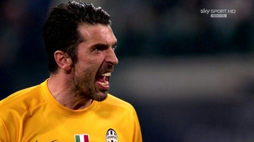 Real Madrid Juventus diretta Gianluigi Buffon