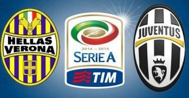 Verona-Juventus, Serie A 2014-2015
