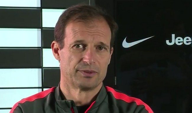 Massimiliano Allegri - intervista