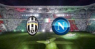 Juventus-Napoli diretta