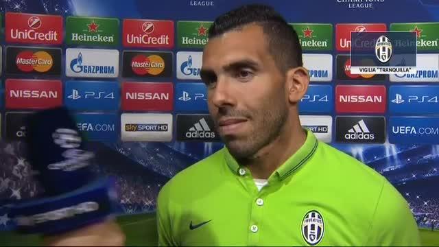 Tevez (Juventus 2014-2015)