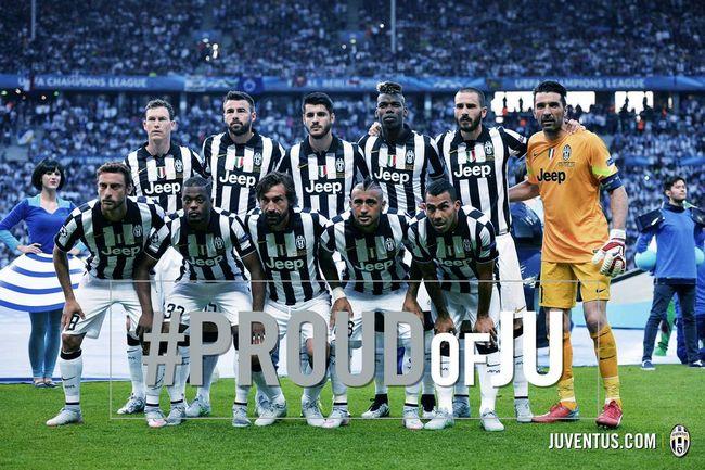 Juventus-Barcellona 1-3