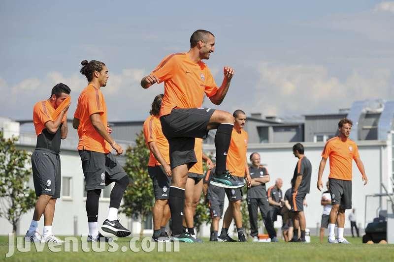 Ritiro Juventus 2015-2016