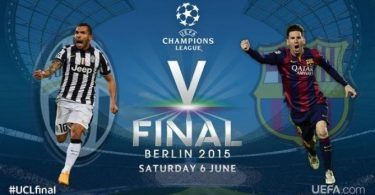 Juventus-Barcellona, finale Champions 2015
