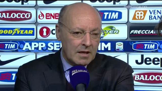 Giuseppe Marotta - dg Juventus