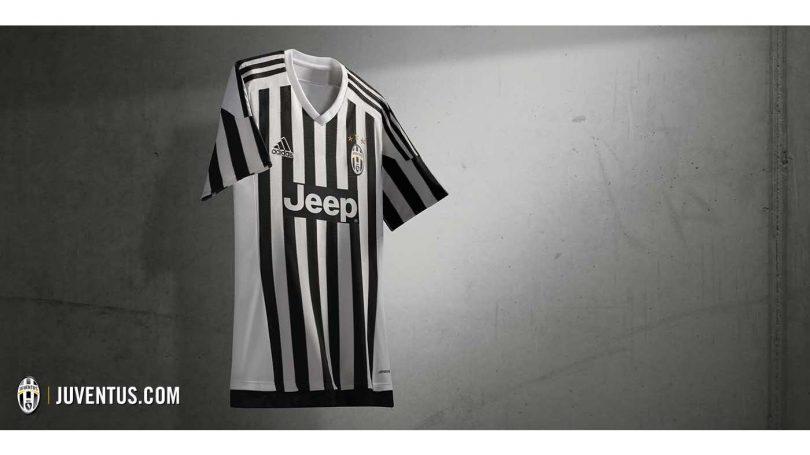 maglia juventus home 2015-2016