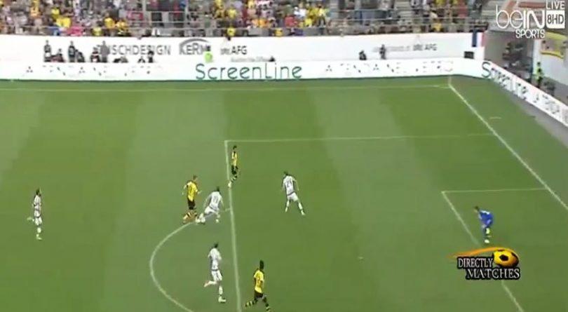 Juventus-Borussia Dortmund 0-2
