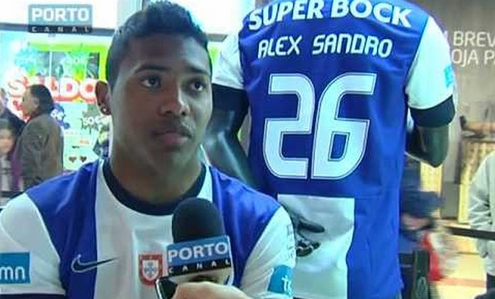 Alex Sandro - Scheda
