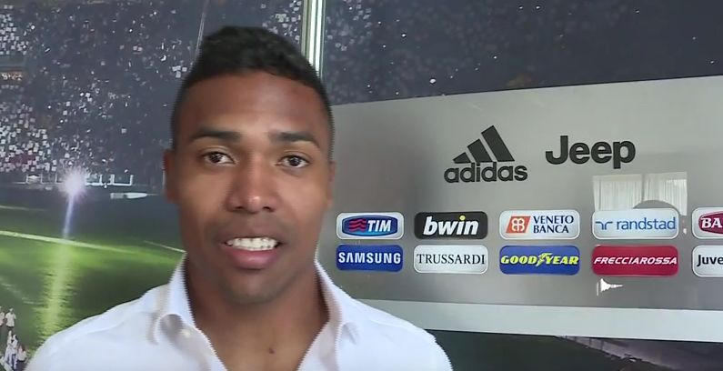 Alex Sandro ufficiale