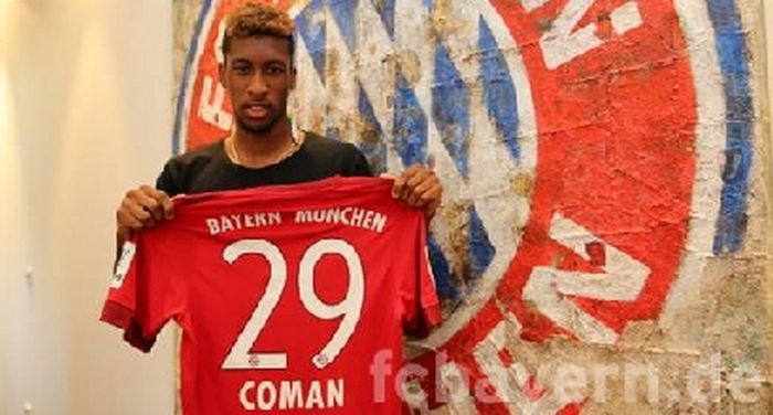 Coman - Bayern