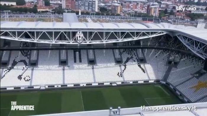 Juventus Stadium incassi