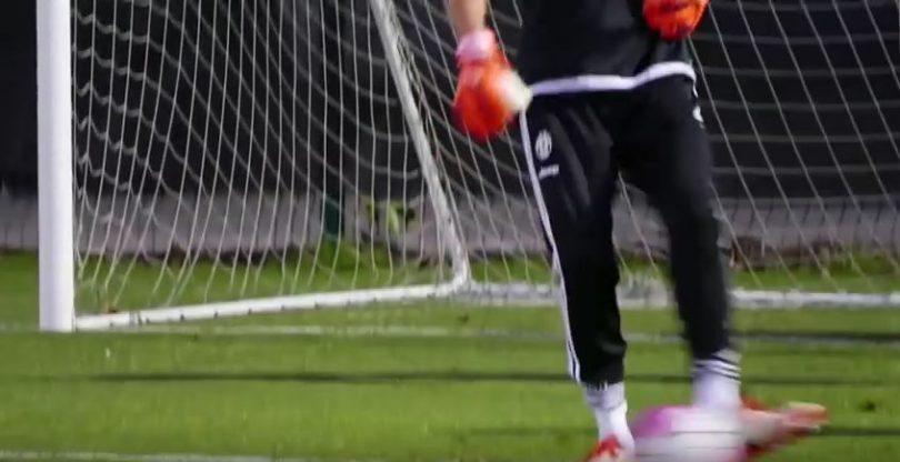 Vinovo allenamento Juventus news