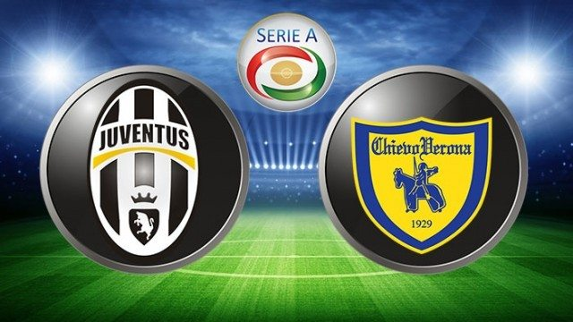 Juventus-Chievo - diretta