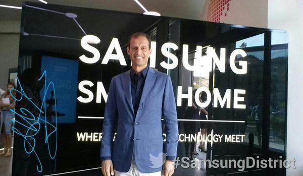 Allegri - Samsung