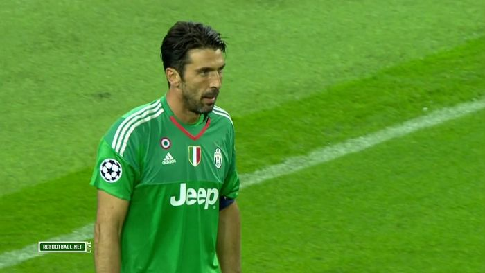 Gigi Buffon - pallone d'oro 2016