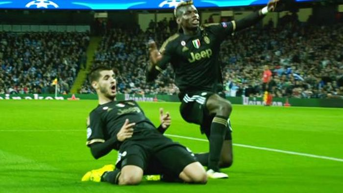 Manchester City-Juventus 1-2