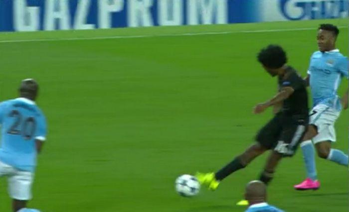 Manchester City-Juventus