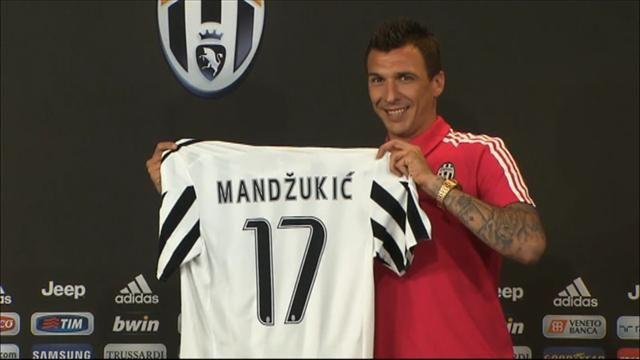 Mandzukic Mario - juvemania calciomercato