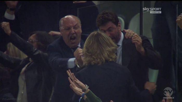 Marotta Agnelli Nedved - Juventus