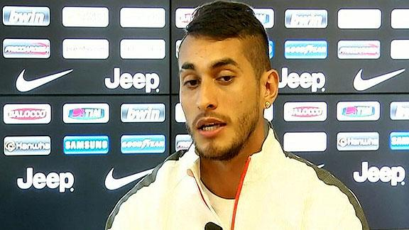 Juventus: Pereyra KO 40 giorni, 20 Asamoah