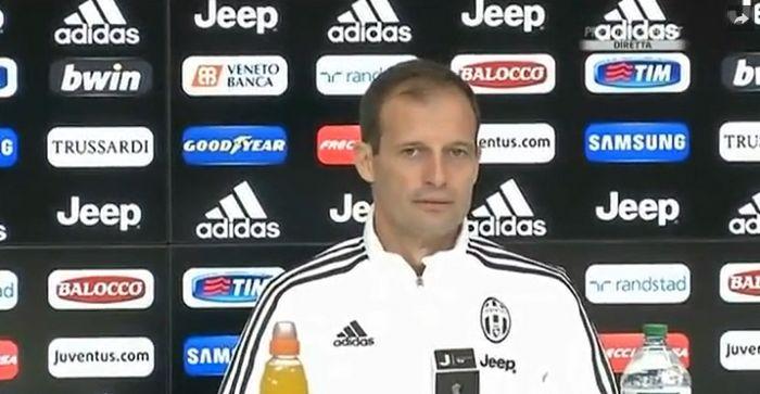 Allegri - Palermo-Juventus