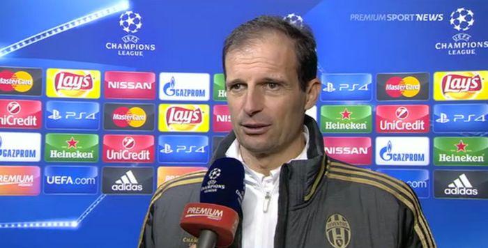 Juventus-Manchester City-Allegri