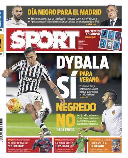 Dybala Sport