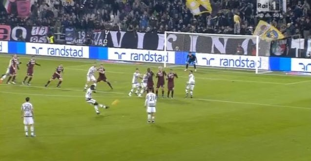 Juventus Torino 4-0: video gol e pagelle Coppa Italia