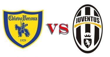 Chievo Juventus formazioni