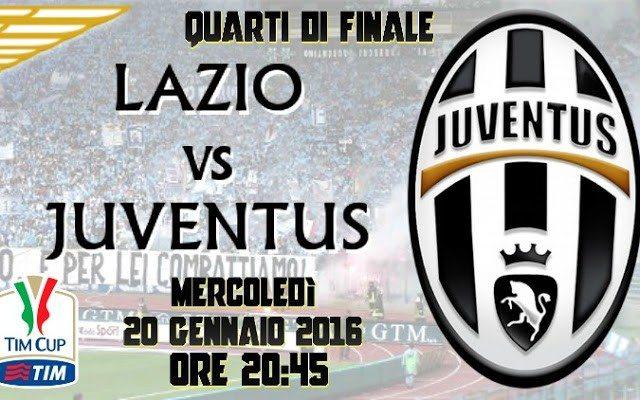 Lazio Juventus Coppa Italia 2015-2016