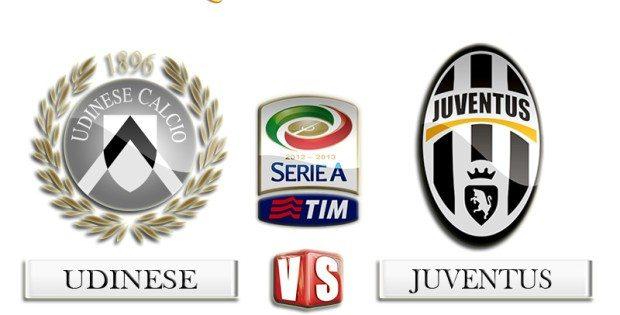 Udinese Juventus | Diretta Serie A | Formazioni ufficiali e live ore 15