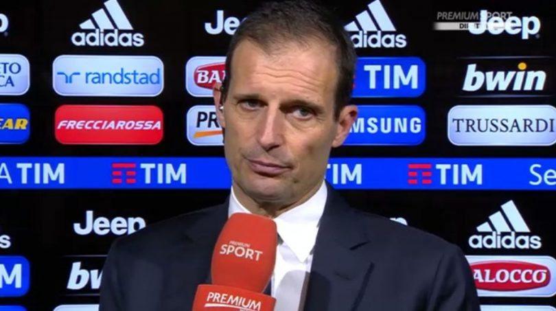 Allegri Juve-Roma 1-0