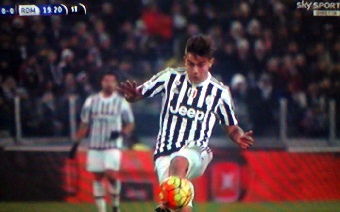 Juventus Roma editoriale