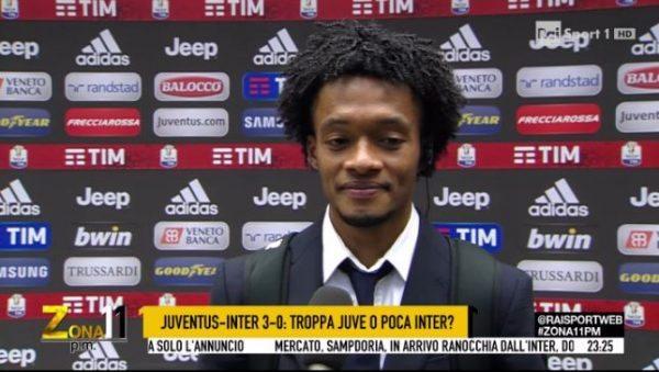 Juventus Inter Cuadrado