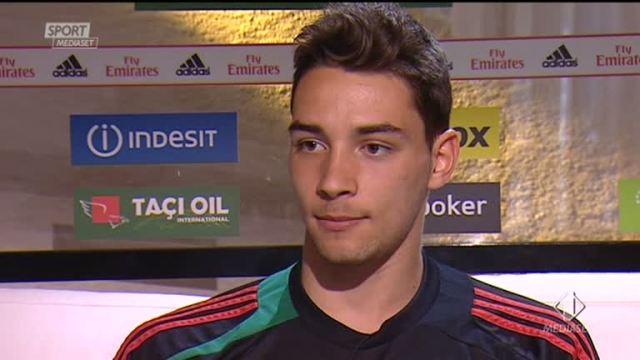 Mattia De Sciglio - Juventus news