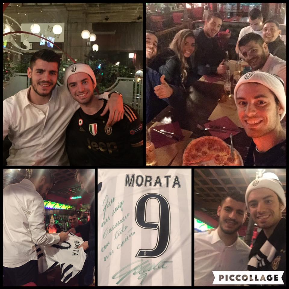 Morata - Tifoso - Gianmarco