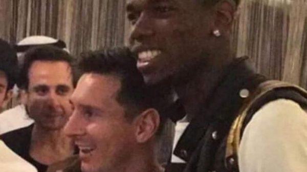 Pogba - Messi