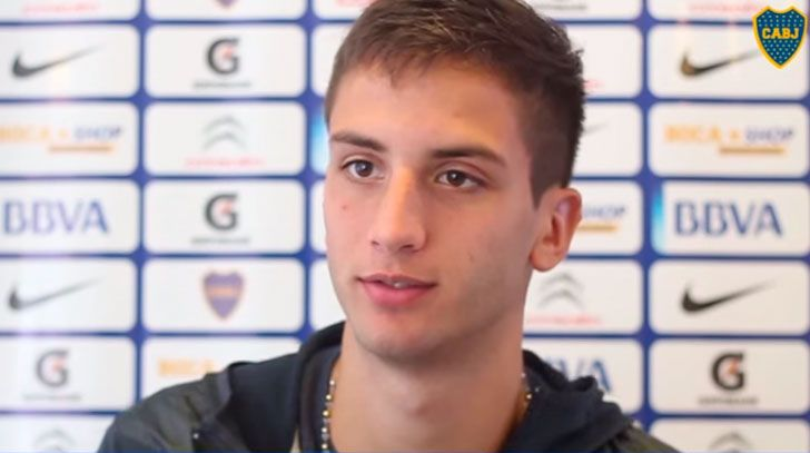 Rodrigo Bentancur - calciomercato juventus