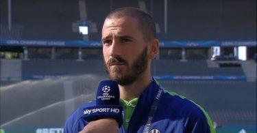 Leonardo Bonucci - calciomercato Juve