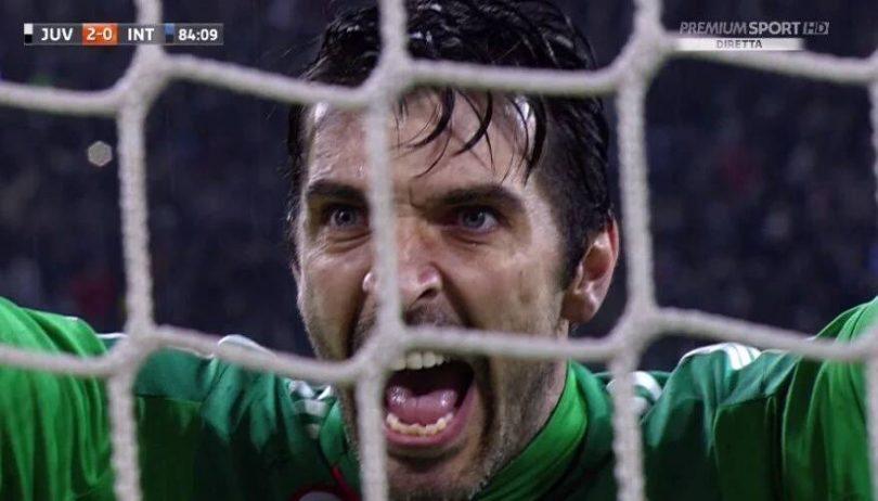 Juventus Inter 2-0 - Buffon