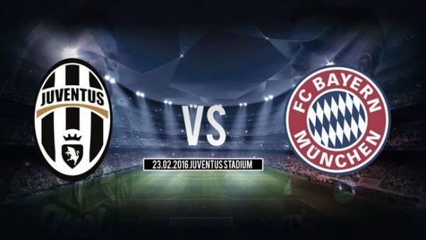 Juventus Bayern Monaco