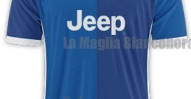 Maglia Juventus 2016-2017 - away