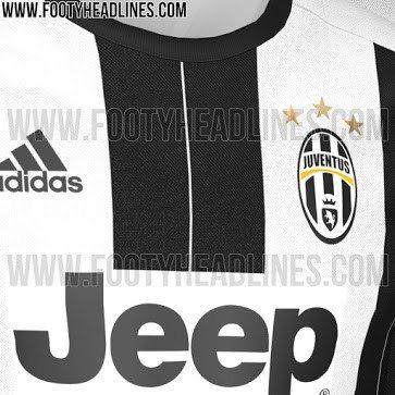 Maglia Juventus 2016-2017 - home