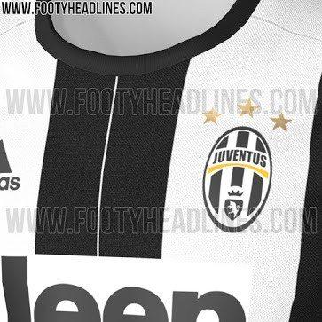 Maglia Juventus 2016-2017 - fronte